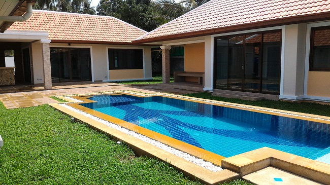 Koh Samui bungalow for sale, pool bungalow for sale, Villa Kiwi for sale,