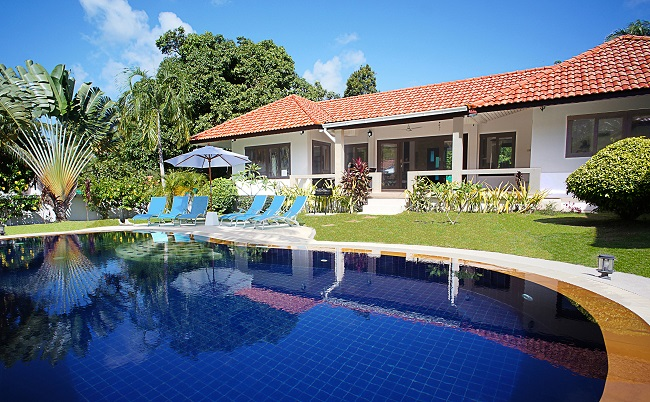 Koh Samui villa for sale, pool villa for sale, Villa Mango for sale,
