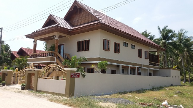 Koh Samui Villa for Sale, Villa near beach for sale,