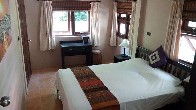 Koh Samui Bungalow for sale, 2 bedroom bungalow for sale, bedroom 2,