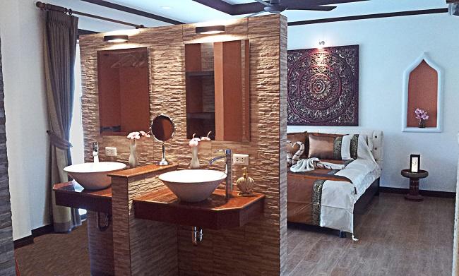 Koh Samui bungalow for sale, 4 bedroom bungalow for sale, Villa Lychee for sale, bedroom,
