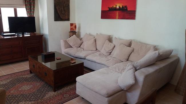 Koh Samui Bungalow for sale, 2 bedroom bungalow for sale, living room,