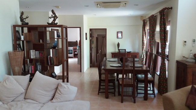 Koh Samui Bungalow for sale, 2 bedroom bungalow for sale, dining area,