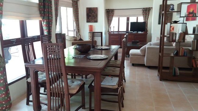 Koh Samui Bungalow for sale, 2 bedroom bungalow for sale, open plan living,