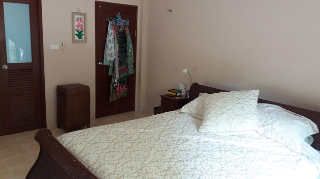 Koh Samui Bungalow for sale, 2 bedroom bungalow for sale, bedroom 1,