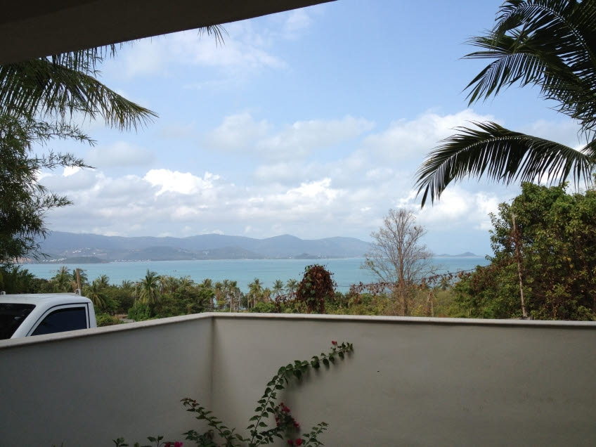 Koh Samui sea view villa for sale, Koh Samui pool villa for sale, sea view,