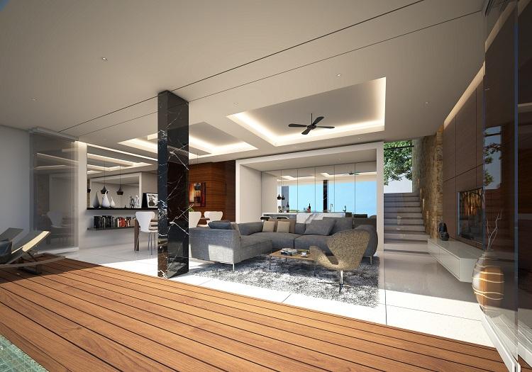 Koh Samui New Villa For Sale, Sukkho Villa for sale, two bed villa for sale,