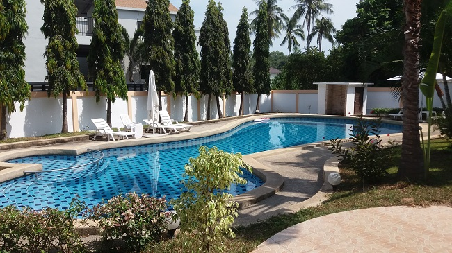 Koh Samui Residential Investment for Sale, Investment property for sale, pool,