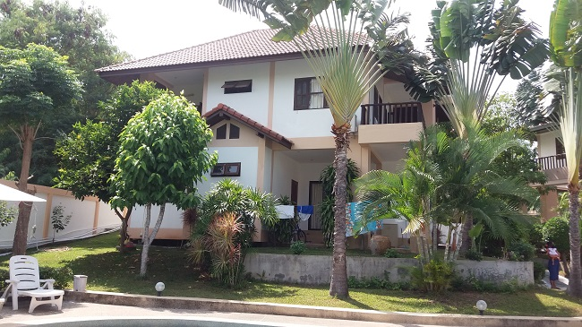 Koh Samui Residential Investment for Sale, Investment property for sale, Villa 1,