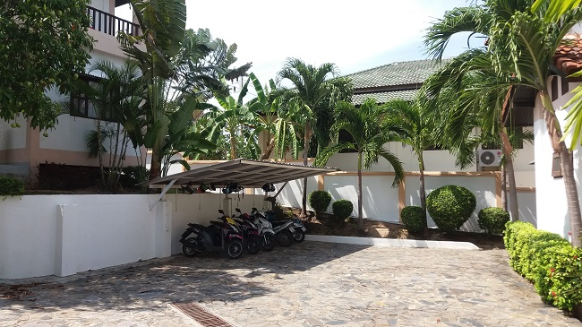 Koh Samui Residential Investment for Sale, Investment property for sale, communal parking,