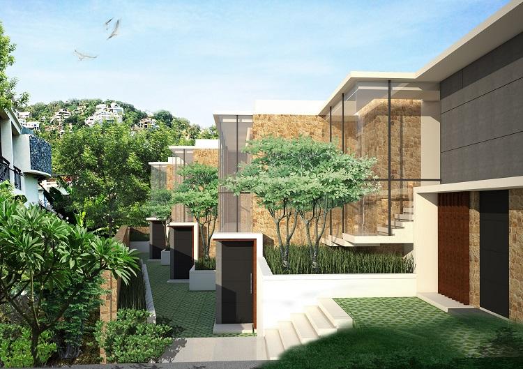 Koh Samui new Villa for Sale, Sukkho Villa for Sale, Sea View Villas For sale, 3 bed villa access,