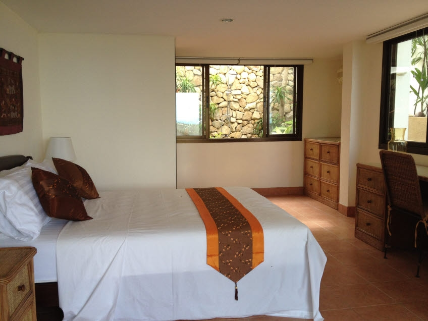Koh Samui sea view villa for sale, Koh Samui pool villa for sale, bedroom 3,