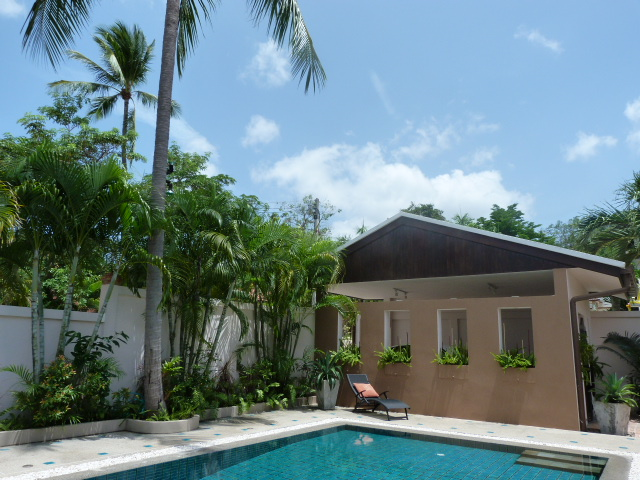 Koh Samui bungalow for sale, 3 bed bungalow for sale, pool and garage,