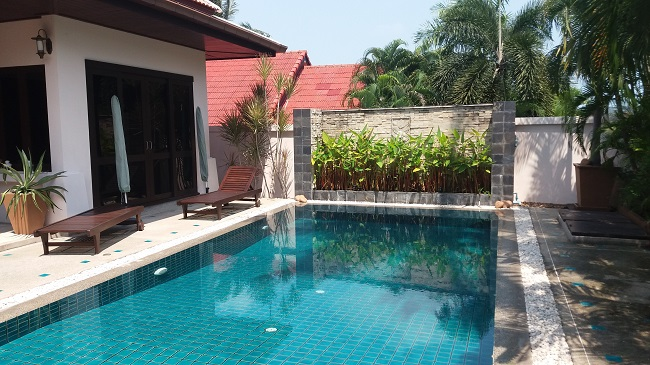 Koh Samui bungalow for sale, 3 bed bungalow for sale, pool,