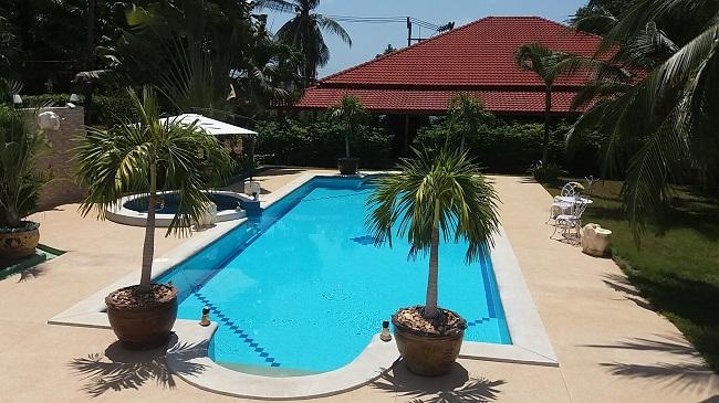 Koh Samui Villa for sale, 6 bedroom villa for sale, Pool villa for sale, swimming pool,