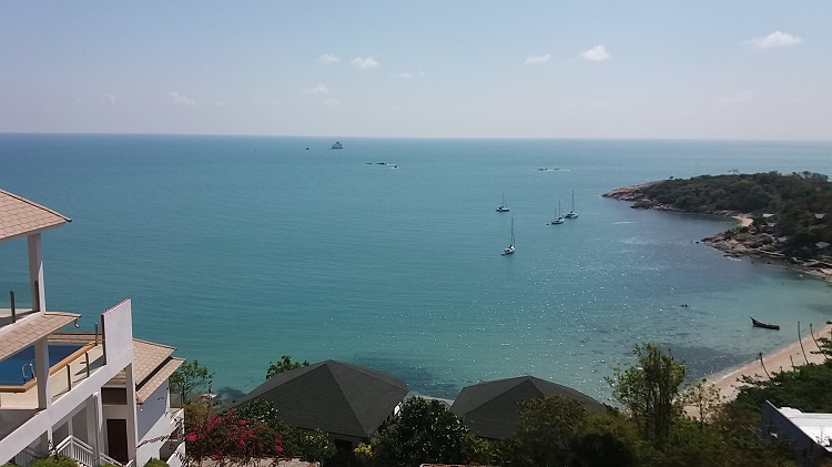 Koh Samui Land For Sale, Sea view land for sale, under 1 Rai for sale,