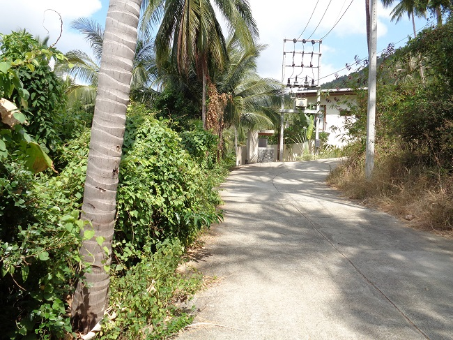 Koh Samui Land For Sale, Sea view land for sale,