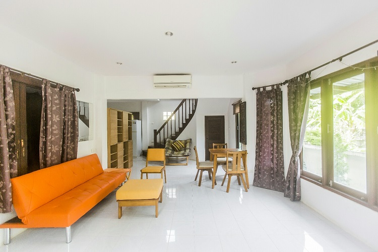Ko Samui, house for sale, Koh Samui property for sale, living room,