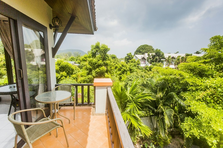 Ko Samui, house for sale, Koh Samui property for sale, balcony,
