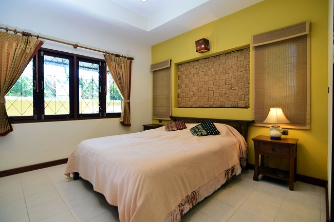 Koh Samui villa for sale, Koh Samui bungalow for sale, 3 bedroom house for sale, bedroom 2,