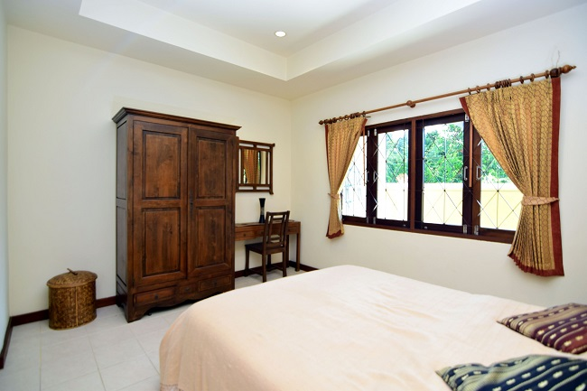 Koh Samui villa for sale, Koh Samui bungalow for sale, 3 bedroom house for sale, bedroom 3,