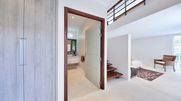 Koh Samui Luxury Villa for sale; Koh Samui Beach front Villa for Sale, Bedroom 3,
