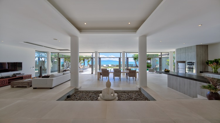 Koh Samui Luxury Villa for sale; Koh Samui Beach front Villa for Sale,