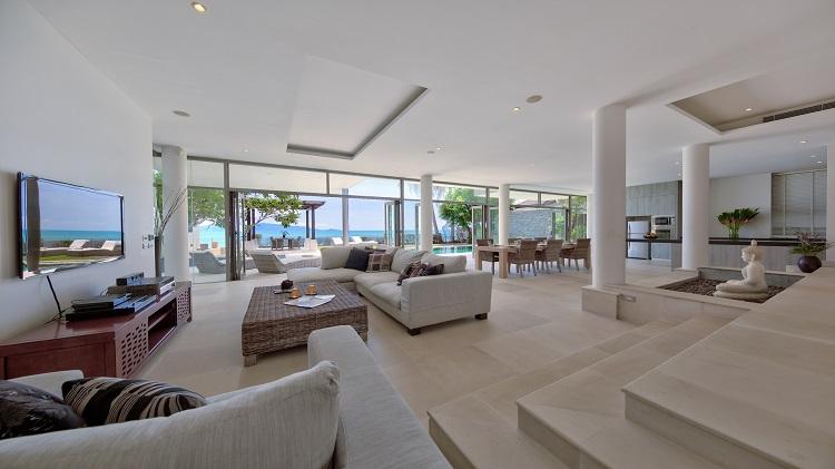 Koh Samui Luxury Villa for sale; Koh Samui Beach front Villa for Sale,