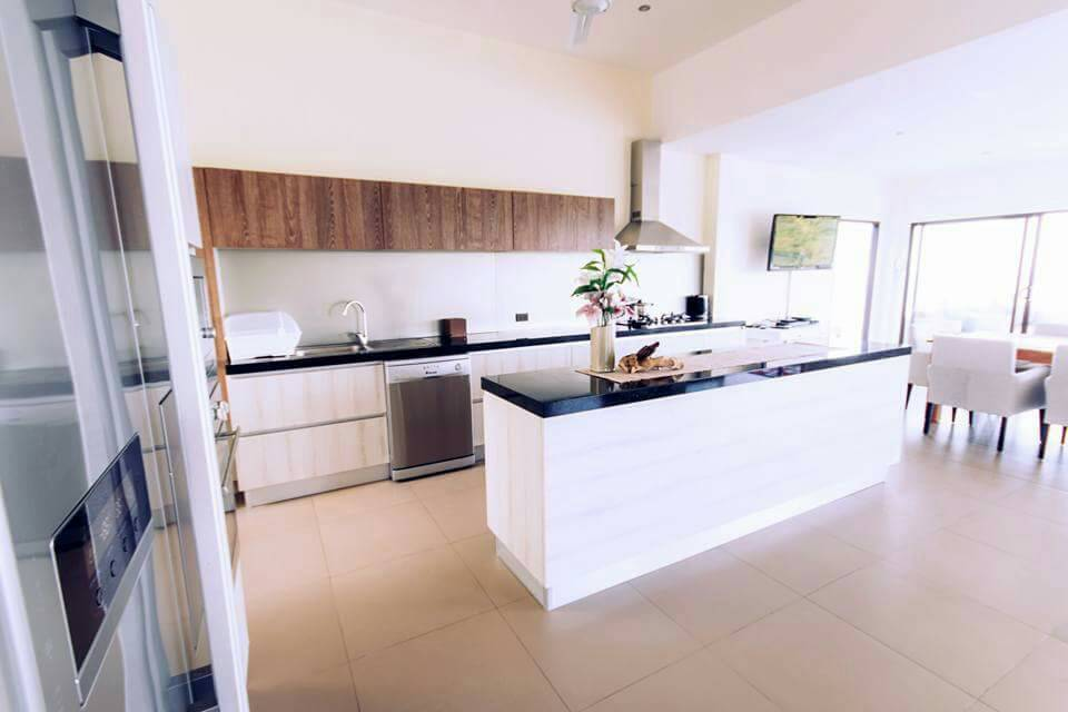 Koh Samui ocean view villa for sale, Ko Samui luxury villa for sale, Kitchen,