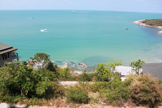 Koh Samui Land fo Sale, Sea view land for sale,