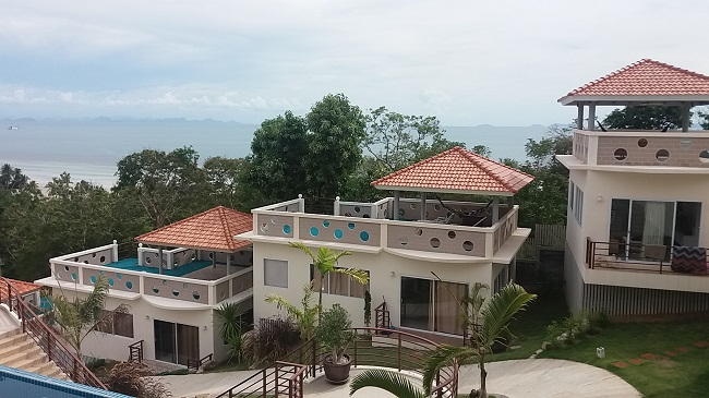 Koh Samui Hotel for sale, Villa hotel for sale in Koh Samui, Reduced price for quick sale, villas,