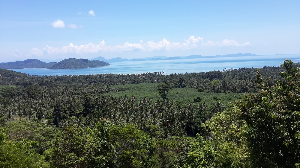 Koh Samui Luxury land plots for sale, sea view land plots for sale, one rai land plots for sale,