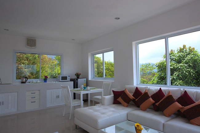 Koh Samui Hotel for sale, Villa hotel for sale in Koh Samui, Reduced price for quick sale, penthouse,