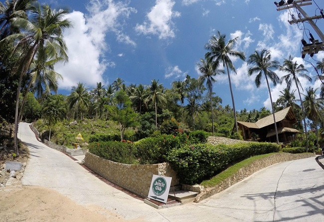 Koh Samui land for sale, Chaweng Noi land for sale,