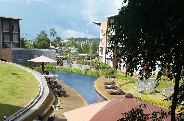 Foreign Freehold Condominium in Koh Samui for sale, Replay Condominium Studio for sale,