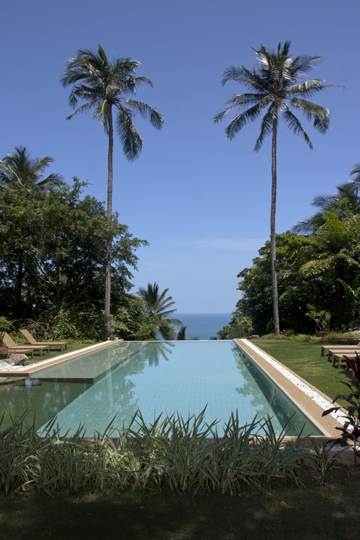 Koh Samui villas for sale, Ko Samui Properties villas for sale, sea view villas for sale, communal pol,