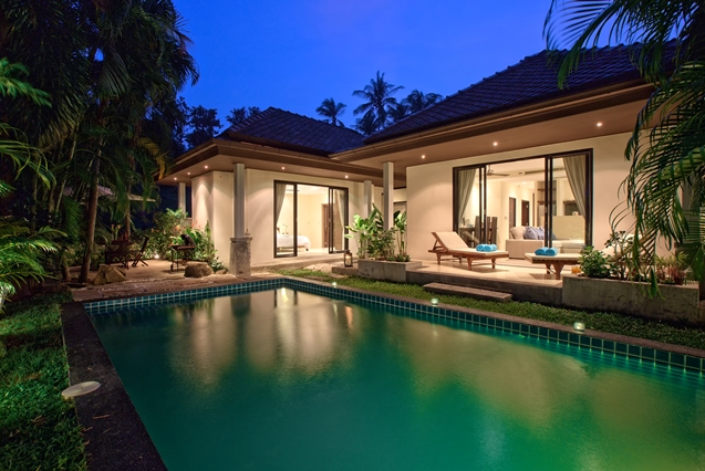 Ko Samui Properties villa for sale, 2 bedroom villa for sale,