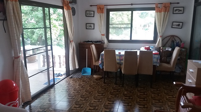 Ko Samui Properties apartment to let, living room,