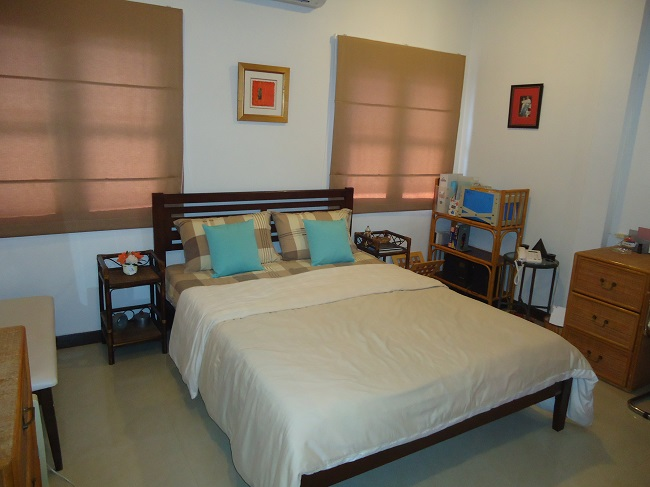 Ko Samui Properties villa for rent, 3 bed bungalow for rent, bedroom 2,