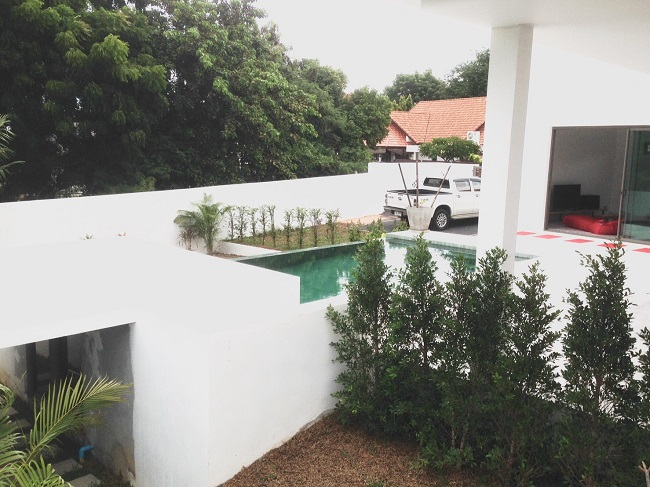 Ko Samui Properties villa for sale in Koh Samui, pool villa for sale in Koh Samui, modern villa for sale in Koh Samui,