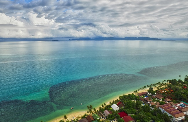 Ko Samui Properties land for sale, sea view land for sale in Koh Samui,