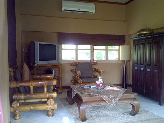 Ko Samui Properties villa for sale, Ko Samui Properties house for sale, Bangrak Garden Home villa for sale,