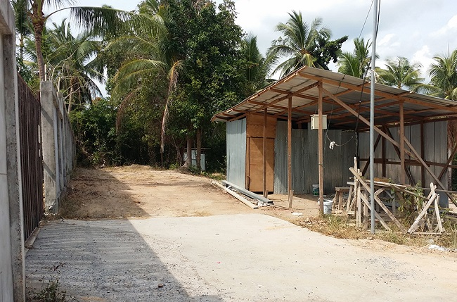 Ko Samui Properties land for sale, flat land for sale in Koh Samui,