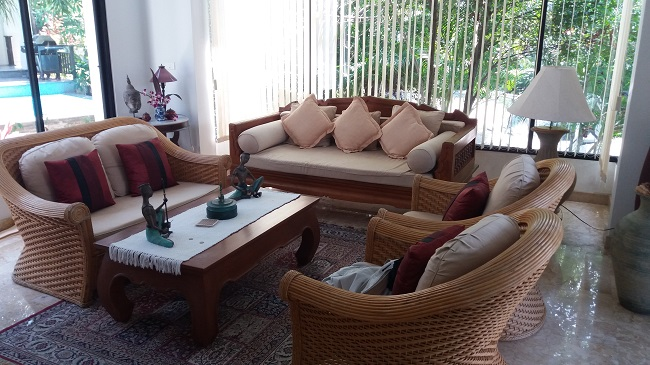 Ko Samui Properties pool villa for sale in Maenam, Fairways Estate Maenam, Koh Samui Villa for Sale, Thailand Villa for Sale,