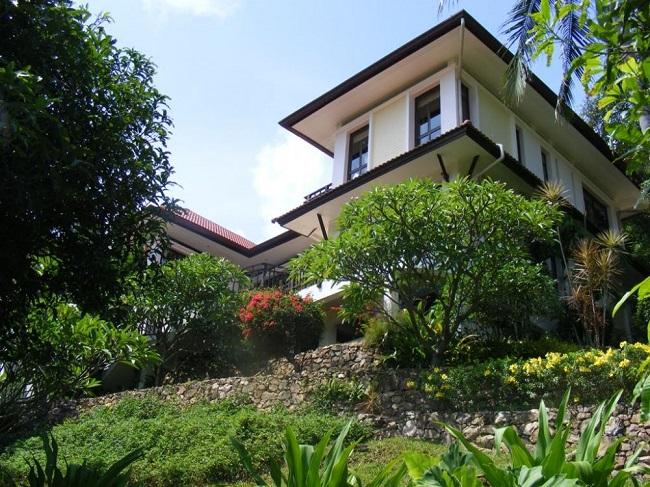 Ko Samui Properties sea view villa for sale, hillside villa for sale in Koh Samui,
