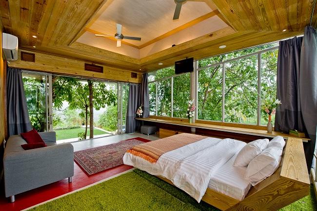 Ko Samui Properties hill top villa for sale, luxury villa for sale in Koh Samui, Property for sale in Koh Samui.