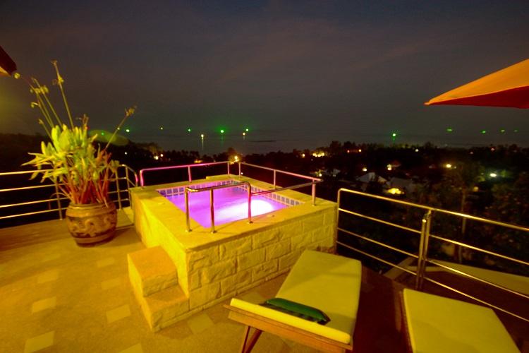 Ko Samui villa for sale, Sea view villa for sale, Villa with apartment for sale,