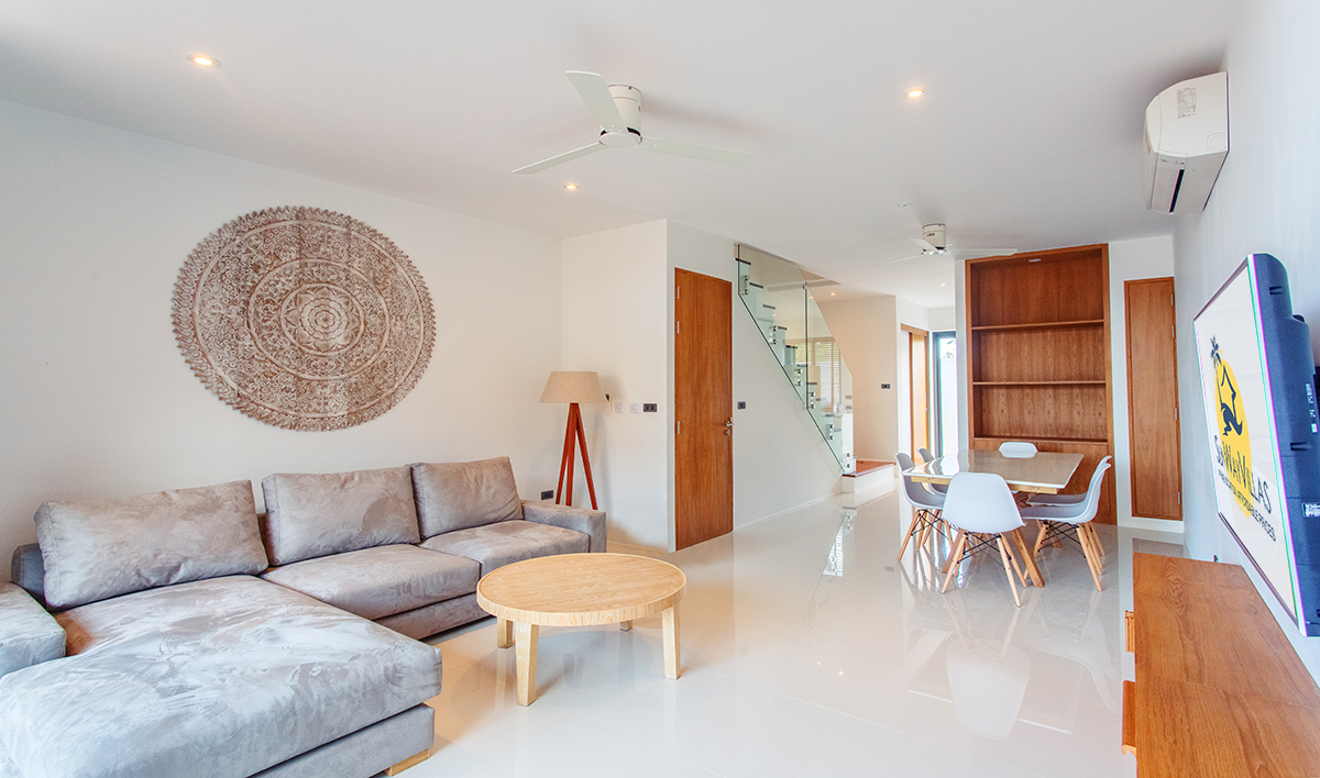 Ko Samui Properties new townhouses for sale, Ko Samui Properties new villas for sale, Property for sale in Thailand,