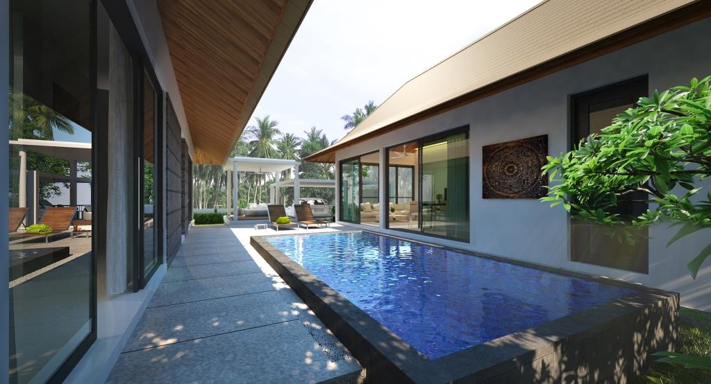 Ko Samui Properties new villas for Sale, Thailand property for sale,