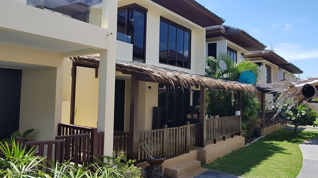 Ko Samui Properties villa for sale near to the beach, 3 bedroom villa for sale in Koh Samui. Property for sale in Thailand,